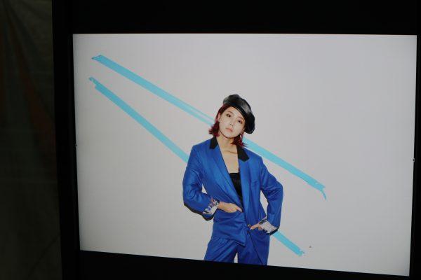 솔비 광고 촬영 (3)